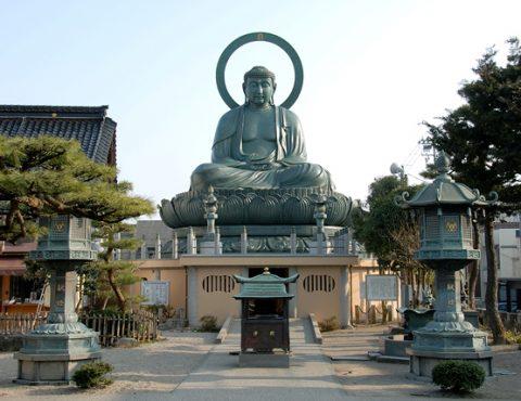 Takaoka Daibutsu, Great Buddha